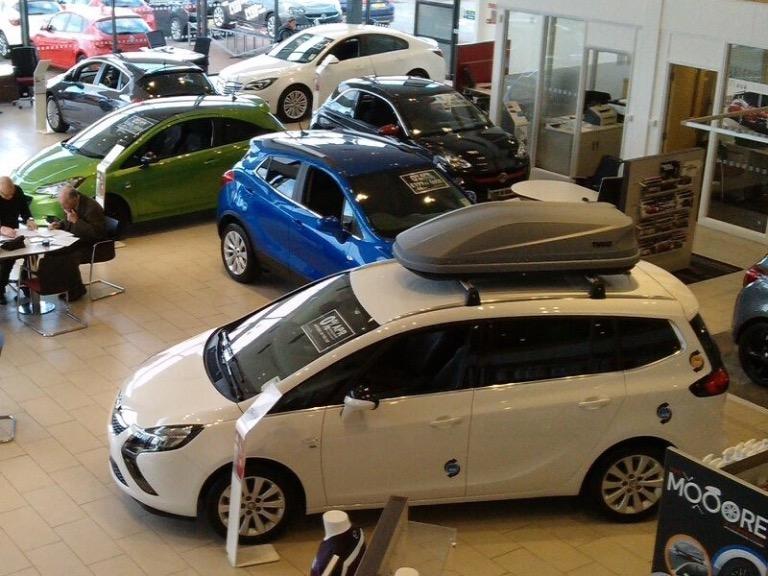 Car Dealerships Near Nottingham