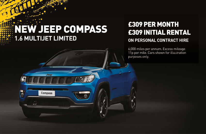 Jeep Compass Limited PCH