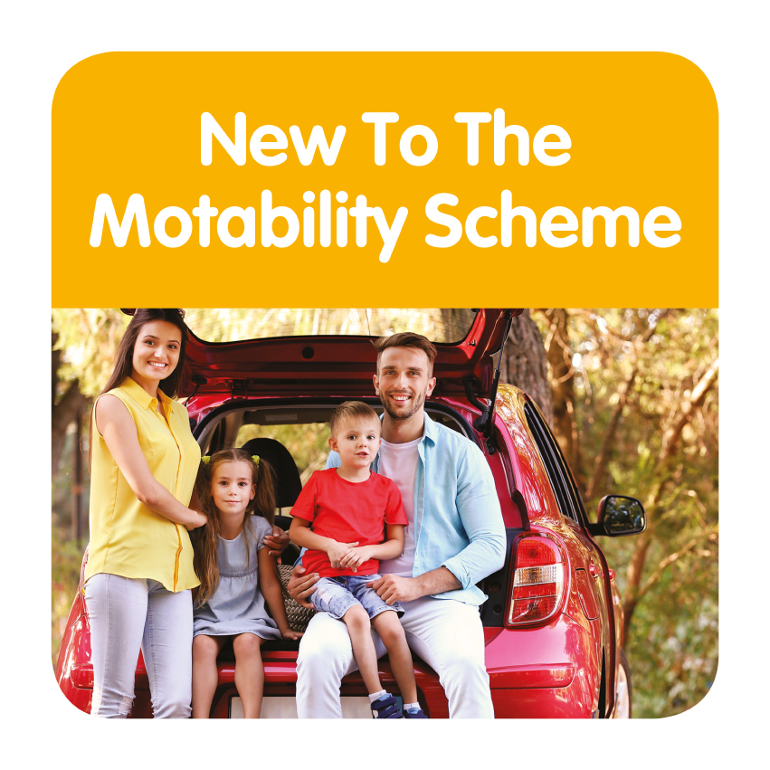 Guide for New Motability Users