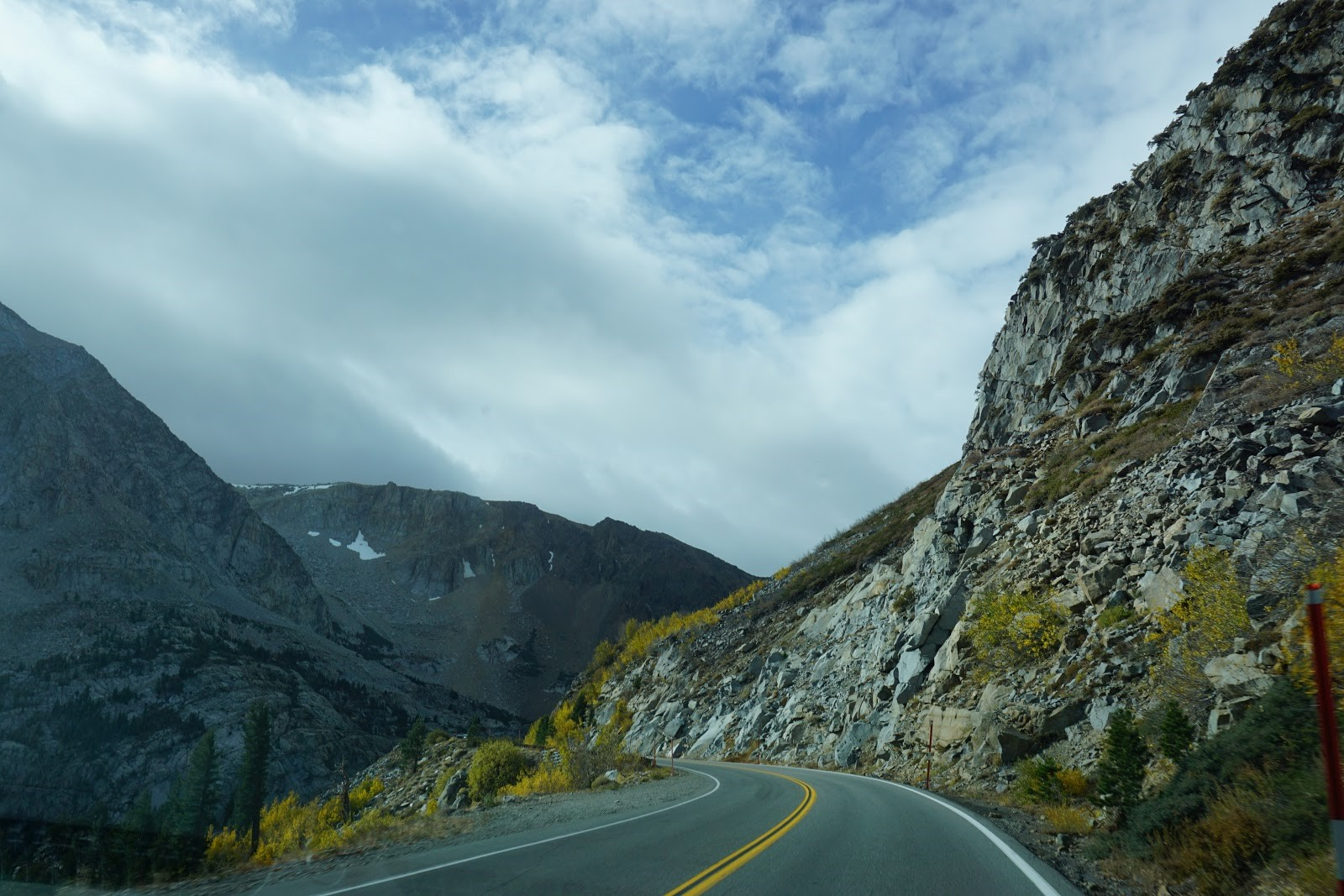 Tioga Pass, USA