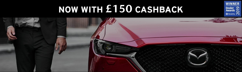 Mazda Motability Cashback Offer