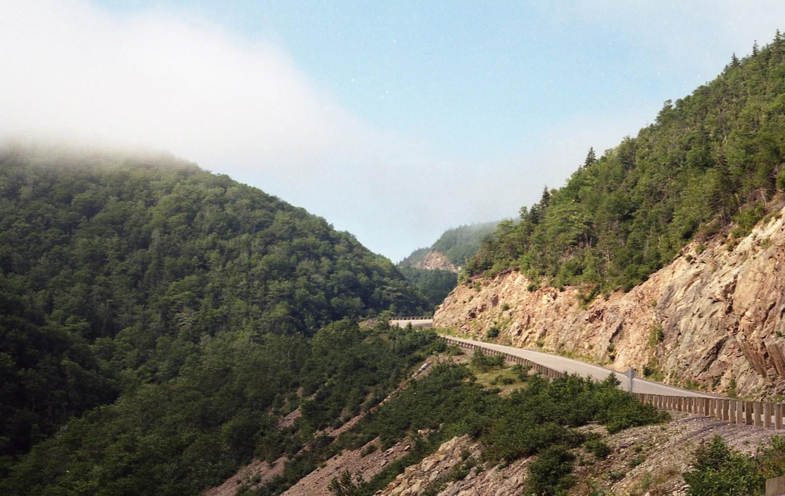 16.  Cabot Trail, Canada