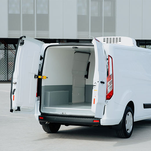 Ford Refrigerated Transit