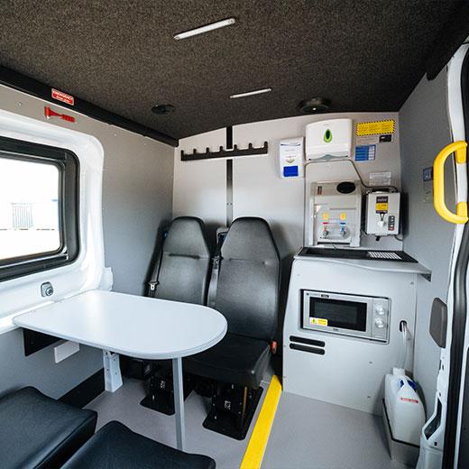 Ford Welfare Transit