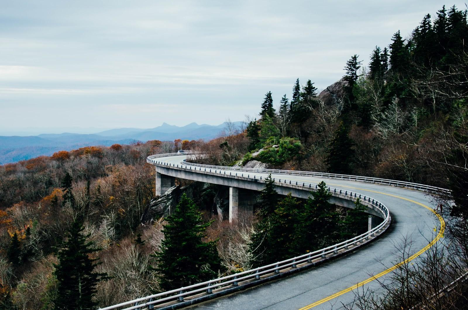 Blue Ridge Parkway, USA