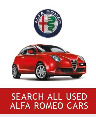 Alfa Romeo Used Cars