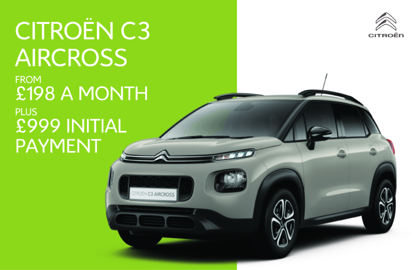 C3 Aircross PCH Offer