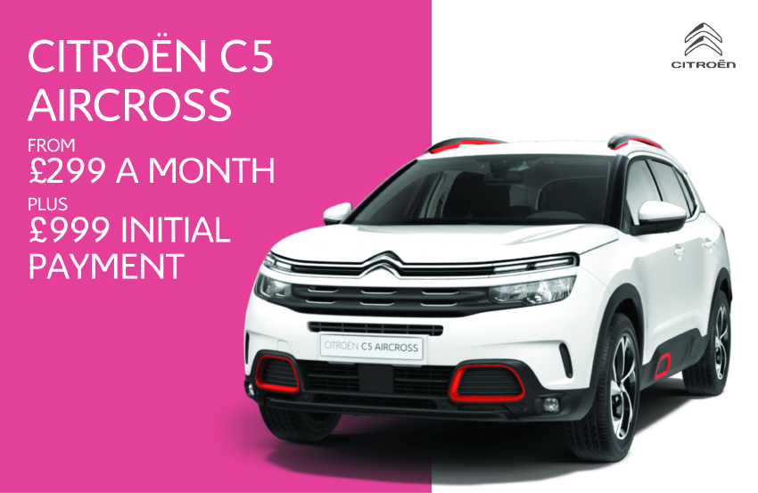 C5 Aircross PCH Offer
