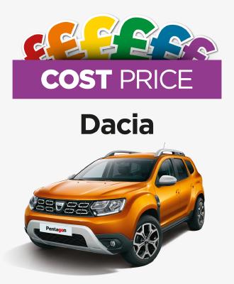 Dacia Cost Price Event