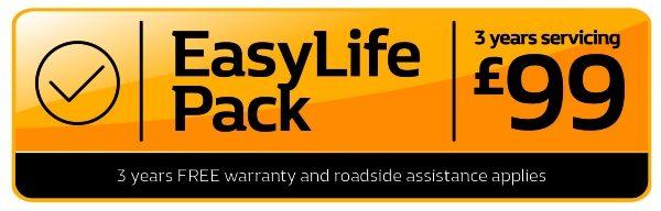 Renault Easylife Servicing