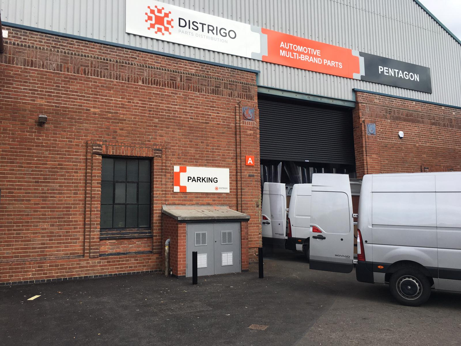 Parts Distribution Derby