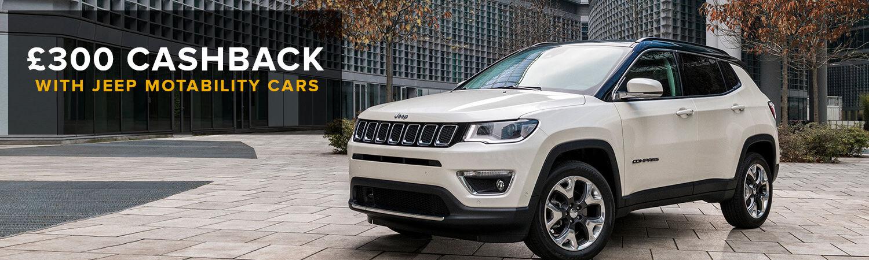 Jeep Cashback Offer
