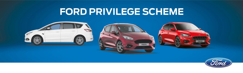 Ford Privilege Scheme
