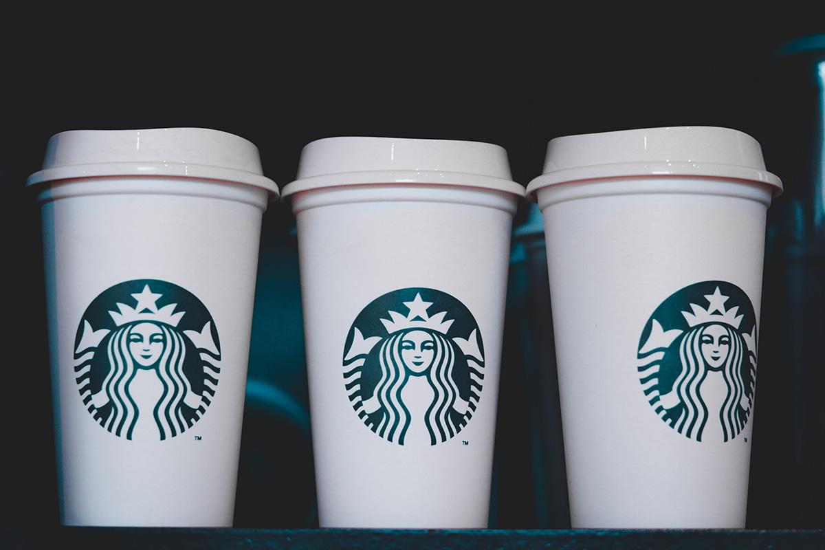 Starbucks Drive Thru Coffee