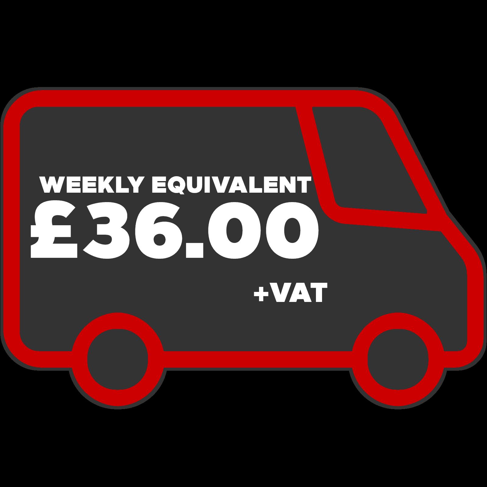 Vauxhall Combo Weekly Cost