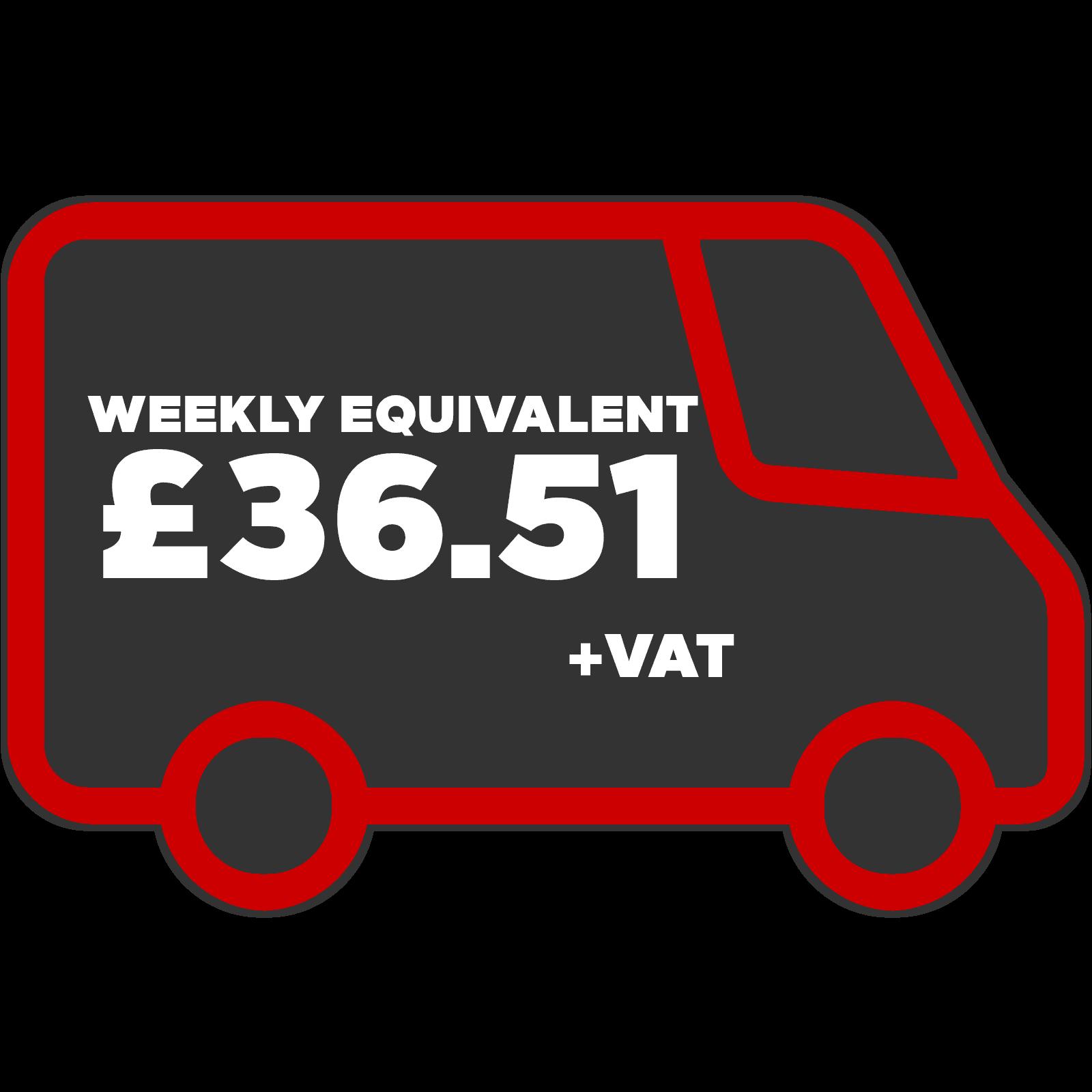 Vauxhall Combo 10k Per Annum Weekly