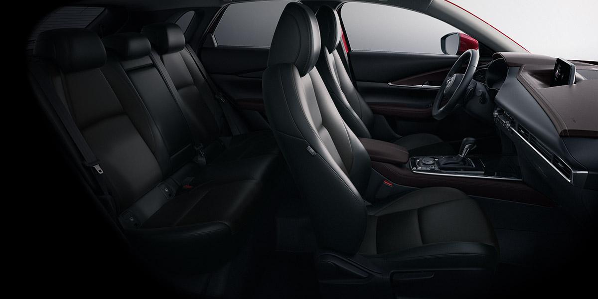 Mazda CX-30 Interior Cabin