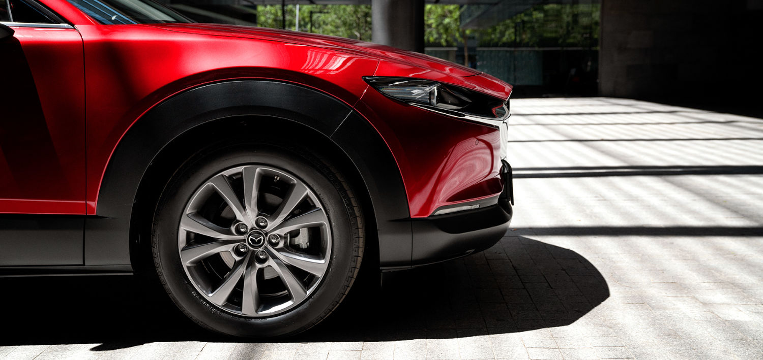 Mazda CX-30 Alloy Wheels