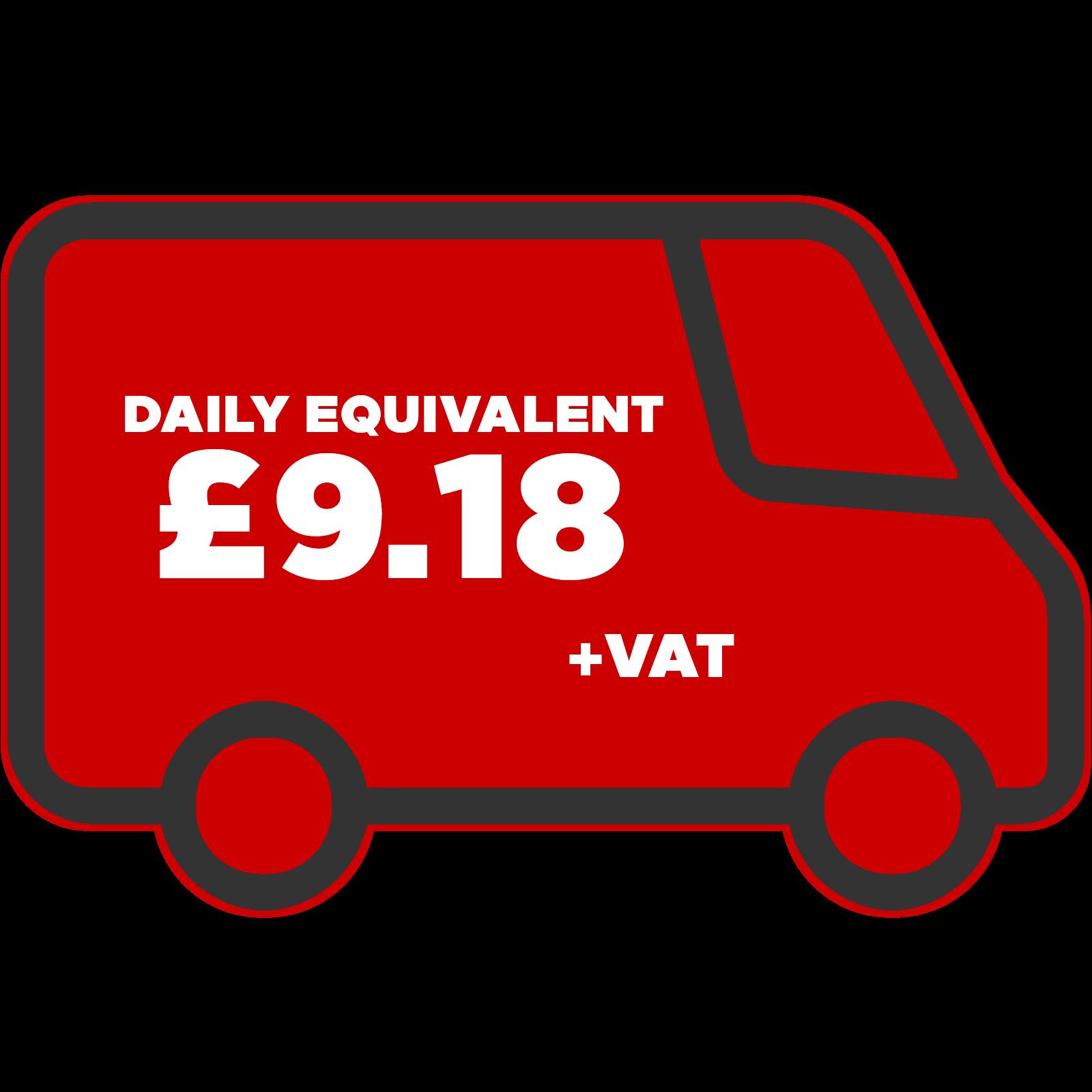 Vauxhall Movano Daily Equivalent