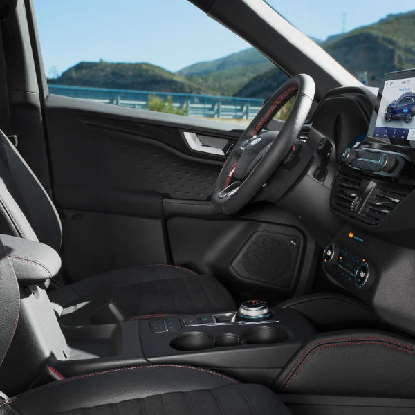 Ford Kuga PHEV Interior
