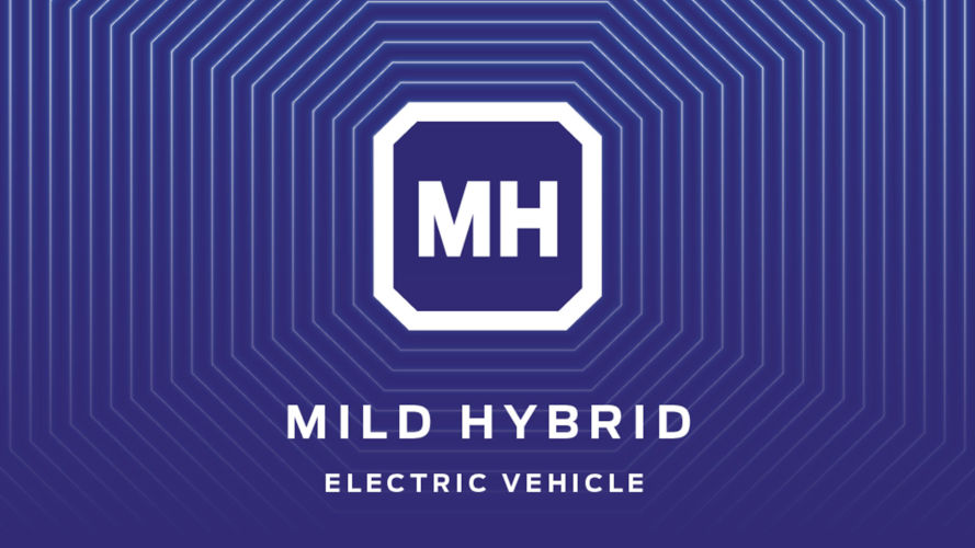Ford Mild Hybrid Electric Vehicles