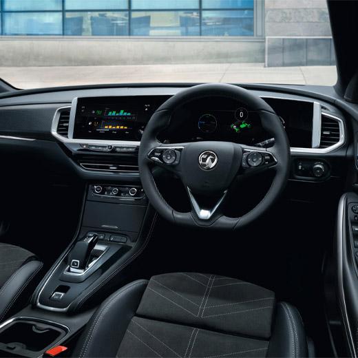New Vauxhall Grandland