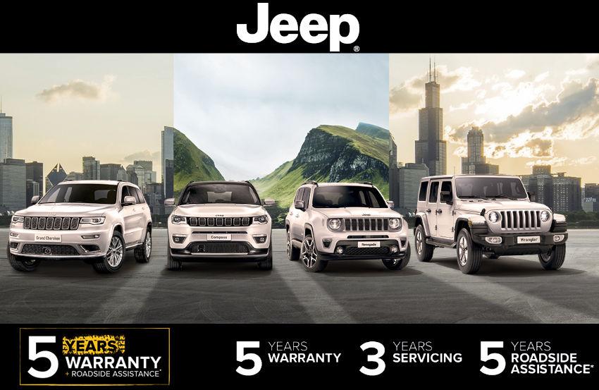 Jeep 5,3,5