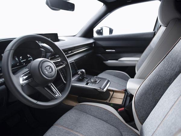 All-New Mazda MX-30 Interior