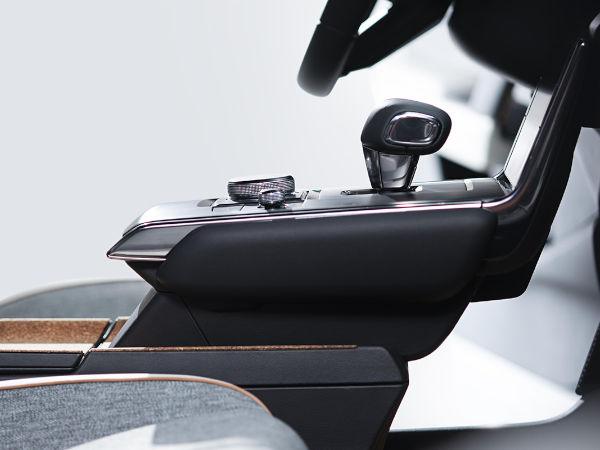 All-New Mazda MX-30 Centre Console