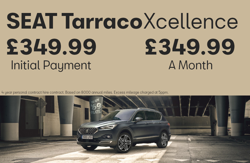 SEAT Tarraco PCH Offer