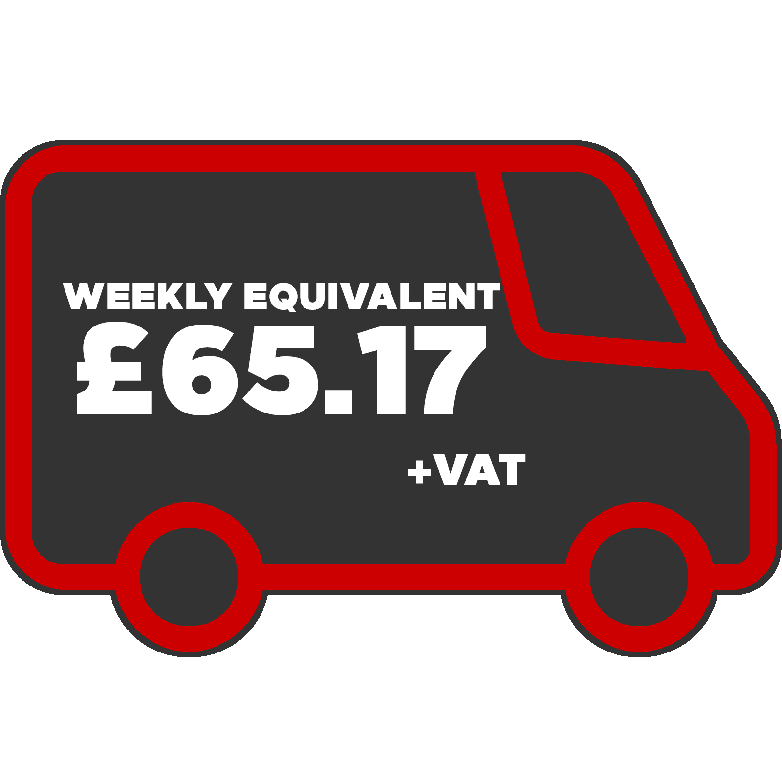 Vauxhall Movano Weekly Equivalent