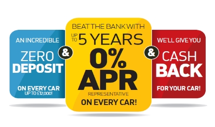 Chevrolets Now Have 5 Years 0% Finance Across The Range